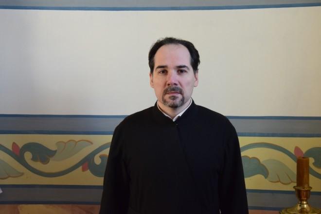 Директор воскресной школы Роман Викторович Комраков