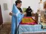 Божественная Литургия в день праздника Успения Пресвятой Владычицы нашей Богородицы и Приснодевы Марии