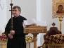 Божественная Литургия в Неделю 14-ю по Пятидесятнице, священномученика Кукши Киево-Печерского, просветителя вятичей