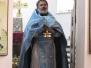 Божественная Литургия в Неделю 16-ю по Пятидесятнице, перед Воздвижением