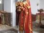 Божественная Литургия в Неделю 17-ю по Пятидесятнице, святых мучениц Веры, Надежды, Любови и матери их Софии