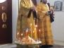 Божественная Литургия в Неделю 23-ю по Пятидесятнице, преподобномученицы Анастасии Римляныни