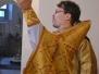 Божественная Литургия в Неделю 29-ю по Пятидесятнице, перед Рождеством Христовым, преподобного Илии Муромца, Печерского