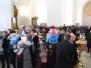 Божественная Литургия в Неделю 32-ю по Пятидесятнице, по Богоявлении. Свт. Филиппа, митрополита Московского