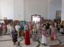 Божественная Литургия в Неделю 9-ю по Пятидесятнице, Почаевской иконы Божией Матери, святого праведного воина Феодора (Ушакова)
