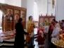 Божественная Литургия в Неделю первую по Пятидесятнице, всех святых