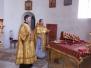 Божественная Литургия в Неделю Всех Святых, в земле Российской просиявших