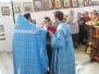 Божественная Литургия в праздник явления образа Пресвятой Богородицы во граде Казани