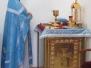 Божественная Литургия в Рождество Пресвятой Владычицы нашей Богородицы и Приснодевы Марии