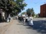 Крестный ход в праздник Почаевской иконы Божией Матери