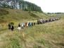 Прихожане храма приняли участие в крестном ходе под Орлом
