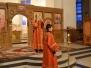 Всенощное бдение в день празднования памяти святой мученицы Татианы