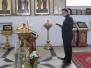Всенощное бдение в Неделю 14-ю по Пятидесятнице, священномученика Кукши Киево-Печерского, просветителя вятичей