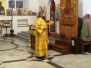 Всенощное бдение в Неделю 20-ю по Пятидесятнице, память святых отцев Седьмого Вселенского Собора