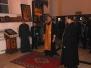 Всенощное бдение в Неделю 28-ю по Пятидесятнице, преподобного Саввы Сторожевского