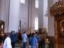 """Всенощное бдение в Неделю 3-ю по Пятидесятнице, иконы Божией Матери """"Достойно есть"""""""