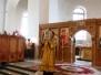 Всенощное бдение в Неделю 5-ю по Пятидесятнице, святого благоверного князя Петра и святой благоверной княгини Февронии