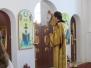 Всенощное бдение в Неделю 8-ю по Пятидесятнице, память св.отцев шести Вселенских Соборов