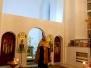Всенощное бдение в Неделю30-ю по Пятидесятнице, святаго пророка Даниила