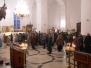 Всенощное бдение в праздник Введения во храм Пресвятой Богородицы